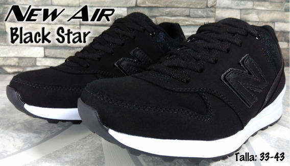 Tenis New Air Ref: Black Star
