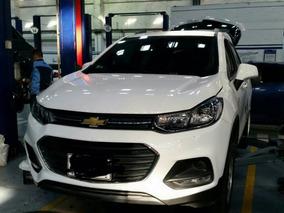 Chevrolet Tracker 2017 Cara Nueva
