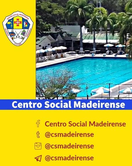 Vendo Acción En Club Centro Social Madeirense San Diego Cara