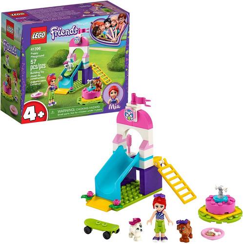 Lego Friends. Puppy Playground 41396. Parque De Mascotas