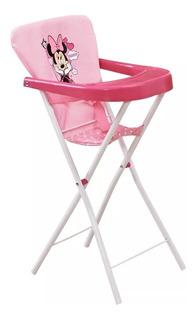 Juguete Silla Comer Muñecas Minnie Babymovil 7406 9330