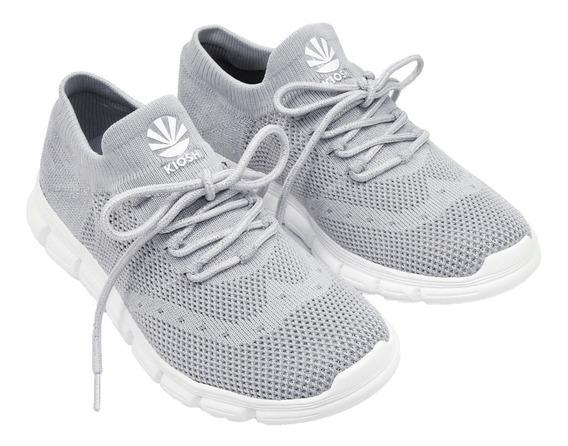 Zapatillas Deportivas Mujer Livianas Elasticas Kioshi