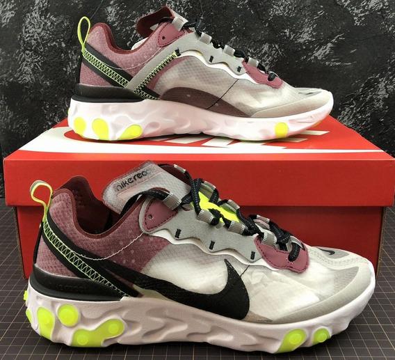 Zapatillas Nike React Element 87