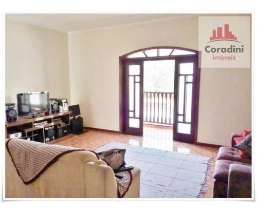 Imagem 1 de 14 de Casa  Residencial À Venda, Morada Do Sol, Americana. - Ca0913