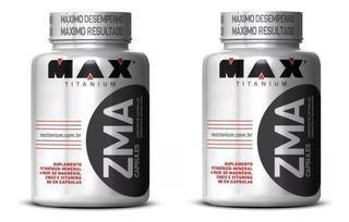 Oferta 2 Precursores De Testosterona Zma Max. Envío Gratis