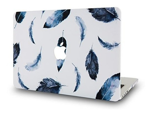 Funda Y Funda Macbook Luvcase (pintura)