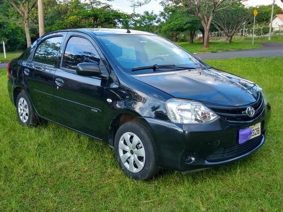 Toyota Etios 1.5 16v X 4p 2013