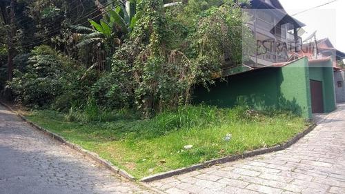 Imagem 1 de 5 de Terreno Em Bingen  -  Petrópolis - 2553