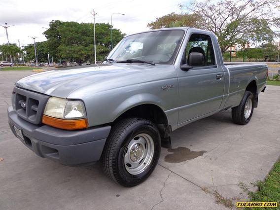 Ford Ranger Sincrónico 4x2
