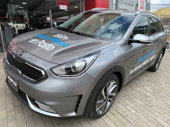 Niro Zenit, 1.600 Hibrido, Sunroof, 7 Airbag, Cojineria Cuer