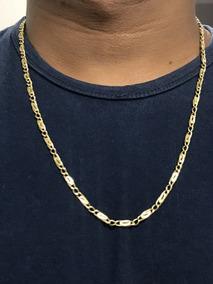 Colar Em Ouro 18k-750, Peso: 13,1 Gramas, 64cm