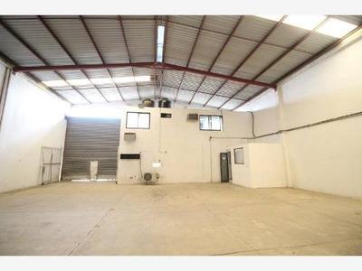Bodega Industrial En Renta Anacleto Canabal 1ra Secc
