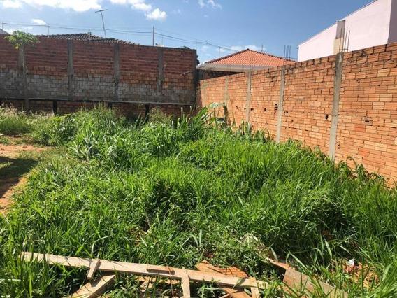 Terreno Para Venda Em Presidente Prudente, Jardim Novo Bongiovani - Tc0034