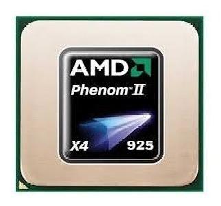 Processador Amd Skt Am2+ / Am3 Phenom Ii X4 925 2.8 Ghz Oem