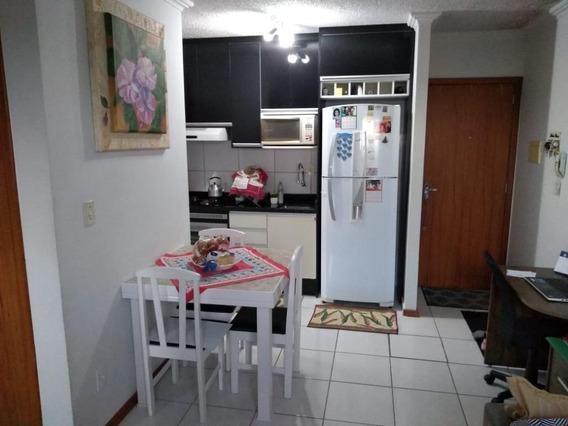 Apartamento Em Fundos, Biguaçu/sc De 48m² 2 Quartos À Venda Por R$ 110.000,00 - Ap198271
