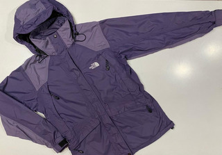 Campera The North Face Impermeable Dama Talle M