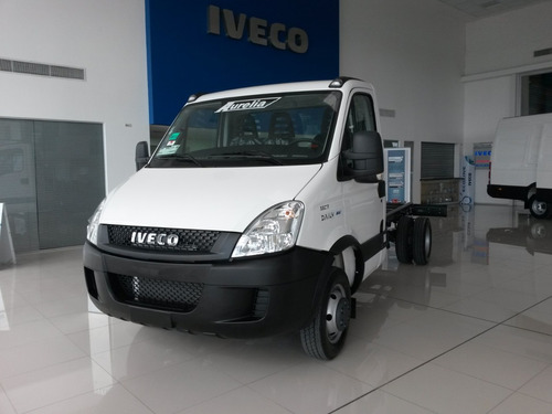 Iveco Daily Chasis 55c17 0 Km Cabina Simple Y Doble Cabina