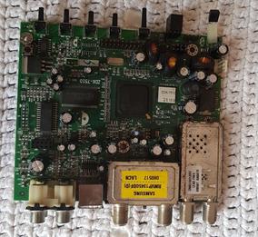 Placa Receptor Digital Satellite Receiver Zdx-7510-sucata