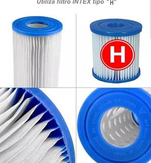 3 Filtro Intex Tipo H