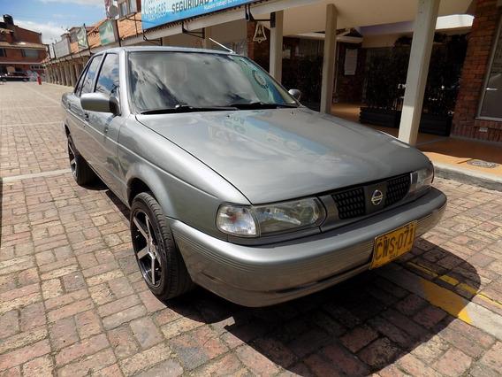 Nissan Sentra 1.6cc Mt Aa