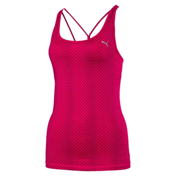 Musculosa Puma Mujer All Eyes On Me Tank Top Dry Cell