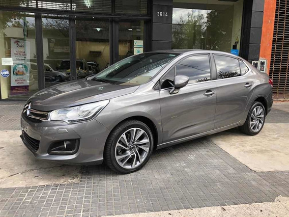 Citroën C4 Lounge 2017 1.6 Thp 165 At6 Shine Cassano Automob