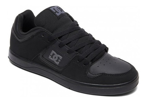 Zapatillas Dc Shoes Cure (3bk) Full Negra
