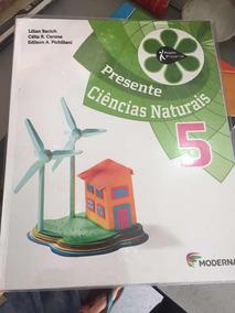 Livro Projeto Presente Ciências Naturais 5