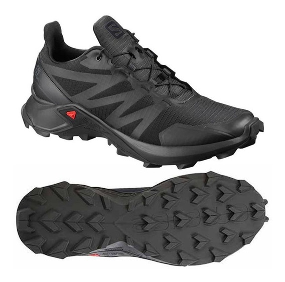 Zapatillas Salomon Supercross Hombre - Trail Running - Salas