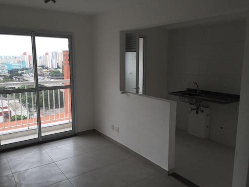 Apartamento À Venda, 45 M² Por R$ 370.500,00 - Glicério - São Paulo/sp - Ap2128