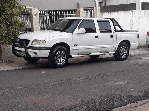Chevrolet S10 4.3 Executive Cab. Dupla 4p 2000