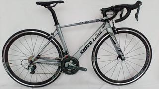 Bicicleta Super Look En Carbono Grupo Sora