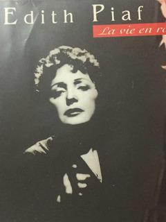 Cd Edith Piaf Lá Vie En Rose Importado De Paris