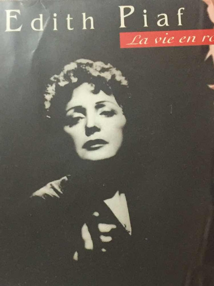 Cd Edith Piaf Lá Vie En Rose Importado De Paris