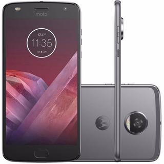 Smartphone Motorola Moto Z2 Play, 5.5 , Android 7.1, Lte, Du