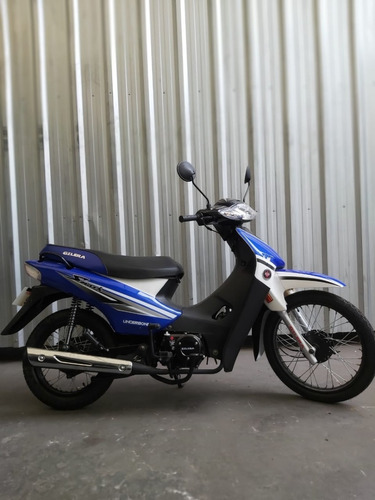 Moto Gilera Smash 110 Base