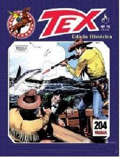 Revista Tex Edição Histórica 79