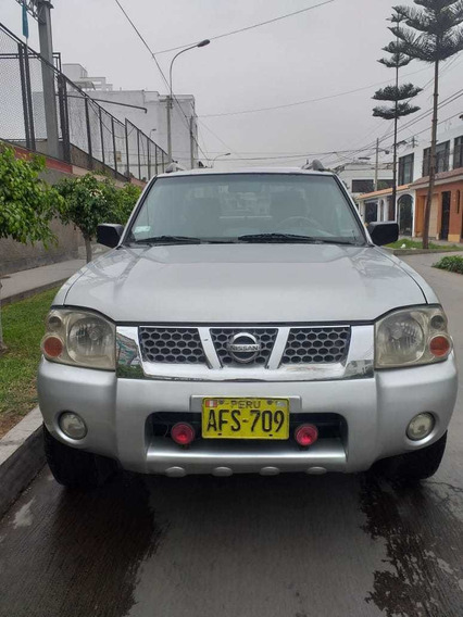 Nissan Frontier 4x4, 2003, Doble Cabina, Petrolera, Mecánica
