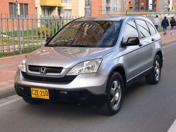 Honda Cr-v Lx Crv 2400cc F.e