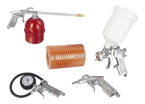 Kit Compresor Isard 5 Piezas