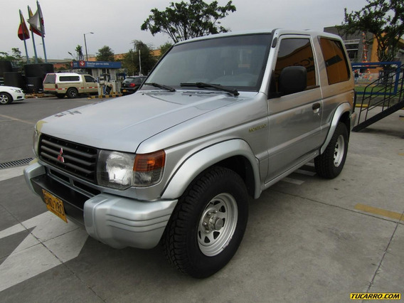 Mitsubishi Montero Mt 2400
