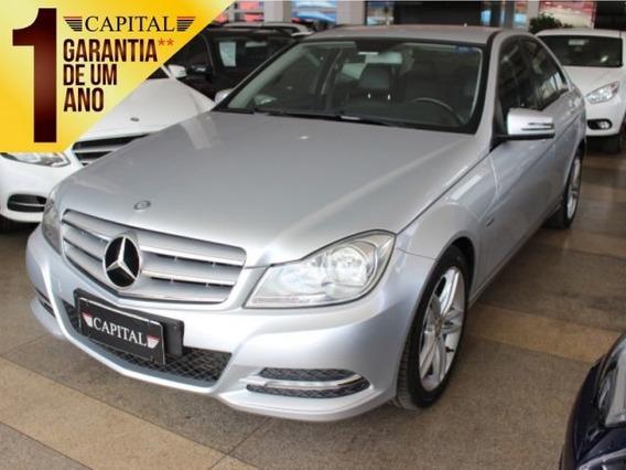 Mercedes-benz C-180 Cgi 1.8 16v