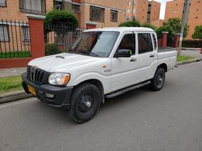 Mahindra Pick Up - Doble Cabina - Modelo 2013