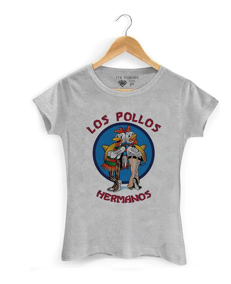 Camiseta Los Pollos Hermanos Breaking Bad Heisenberg Pollos