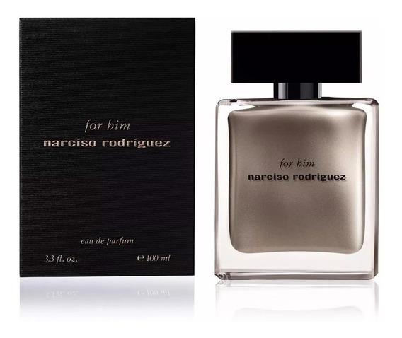 Perfume Narciso Rodriguez For Him Masc Edp 100ml Original