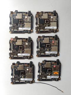 6 Placas Zenfone 5 Asus C/ Defeito, Sucata Para Peças #f