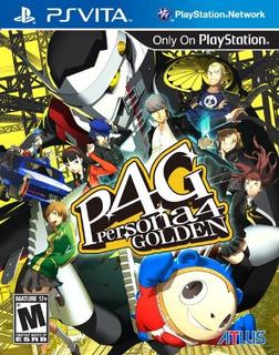 Persona 4 Golden Playstation Vita U S A