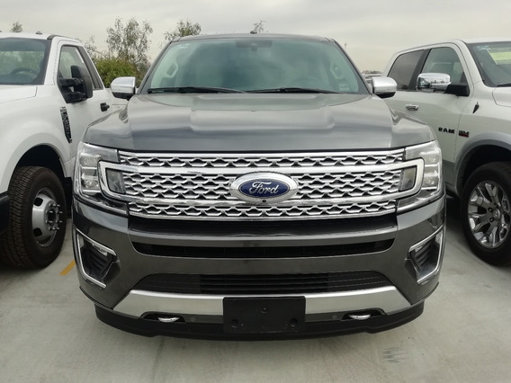 Ford Expedition Platinum Max 2019