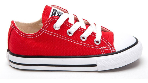 Zapatillas Converse Ct All Star Ox Vs Colores Bebes Niños