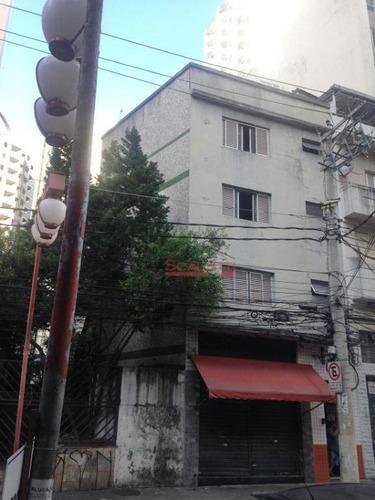 Kitnet Com 1 Dormitório Para Alugar, 25 M² Por R$ 900,00/mês - Liberdade - São Paulo/sp - Kn0180